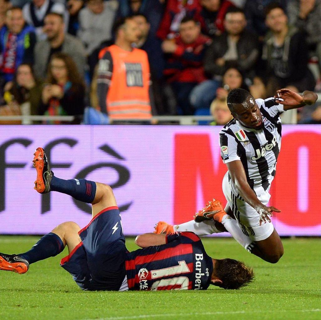 Juventus Ditahan Crotone 1-1