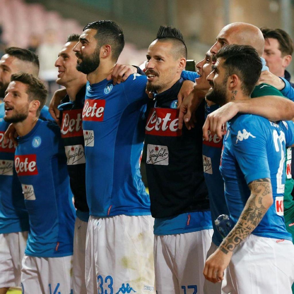 Napoli Tajam Lagi, Pede Hadapi Juventus