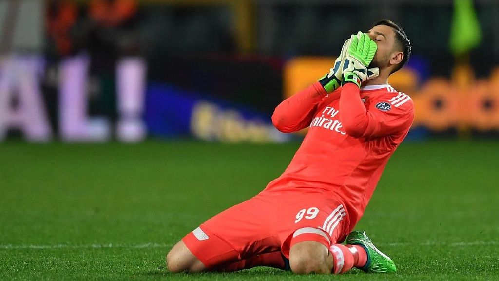 Milan Makin Jauh dari Liga Champions