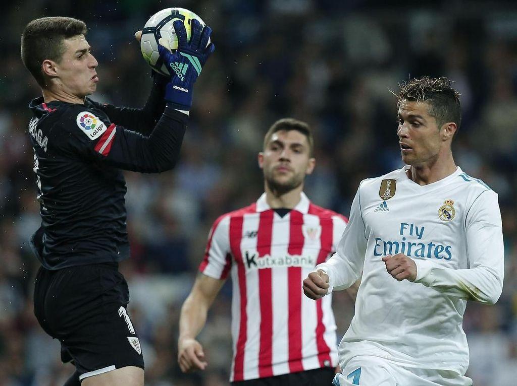 Kepa Gemilang di Hadapan Madrid, Zidane Tak Menyesal