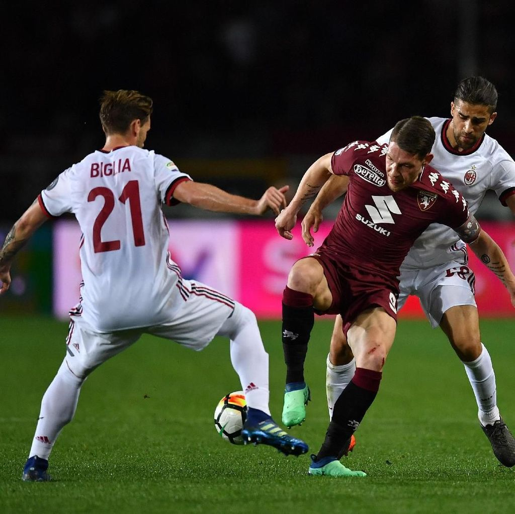 Gattuso: Milan Terus Bikin Kesalahan yang Sama