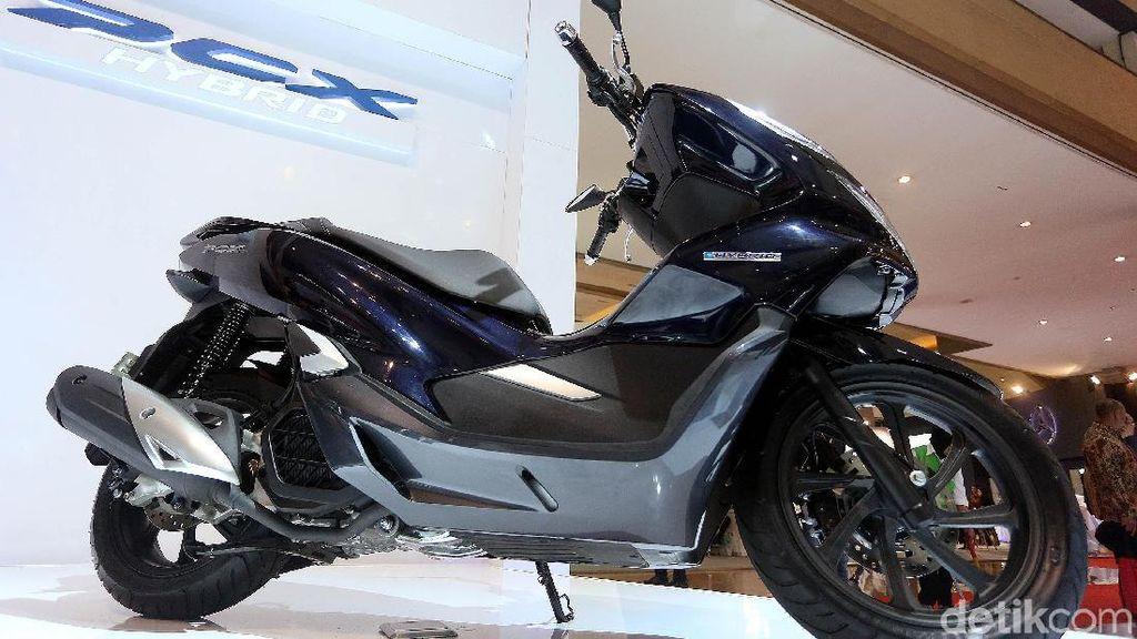 Honda PCX Hybrid Juga Bisa Dimodif Lho!