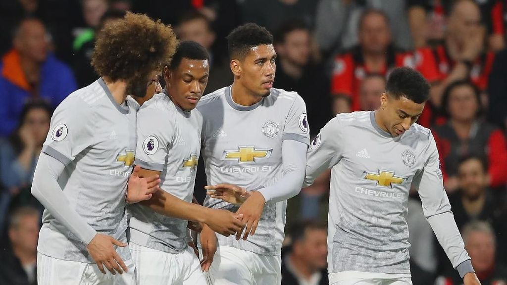 Kalahkan Bournemouth Jadi Modal Bagus MU di Piala FA