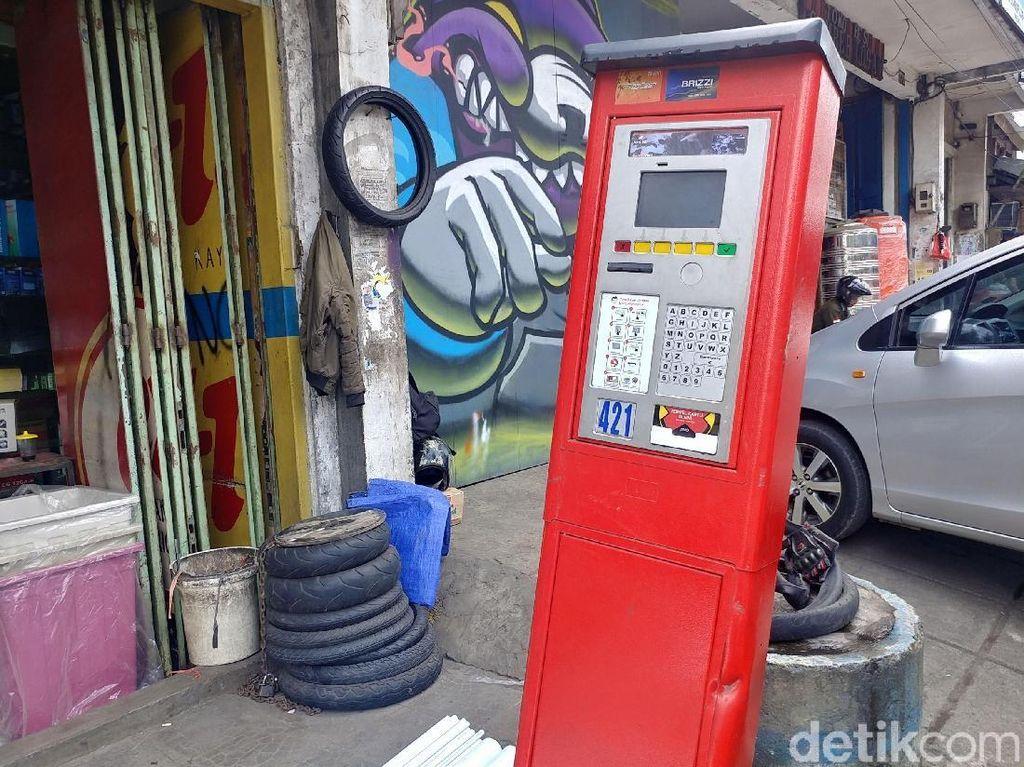 Warga Bandung Bayar Parkir Elektronik Bakal Diganjar Hadiah