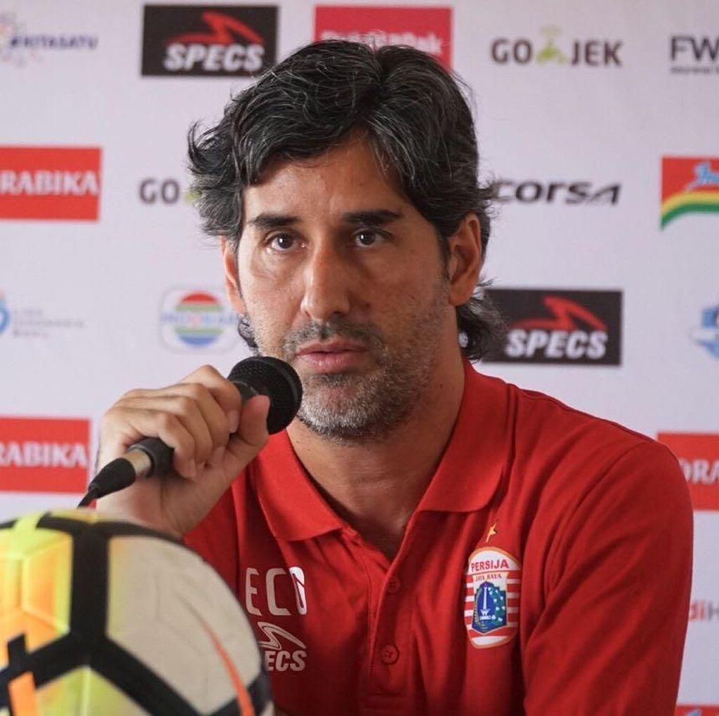 Alihkan Fokus ke Piala AFC, Persija Pede Kalahkan Tampines Rovers