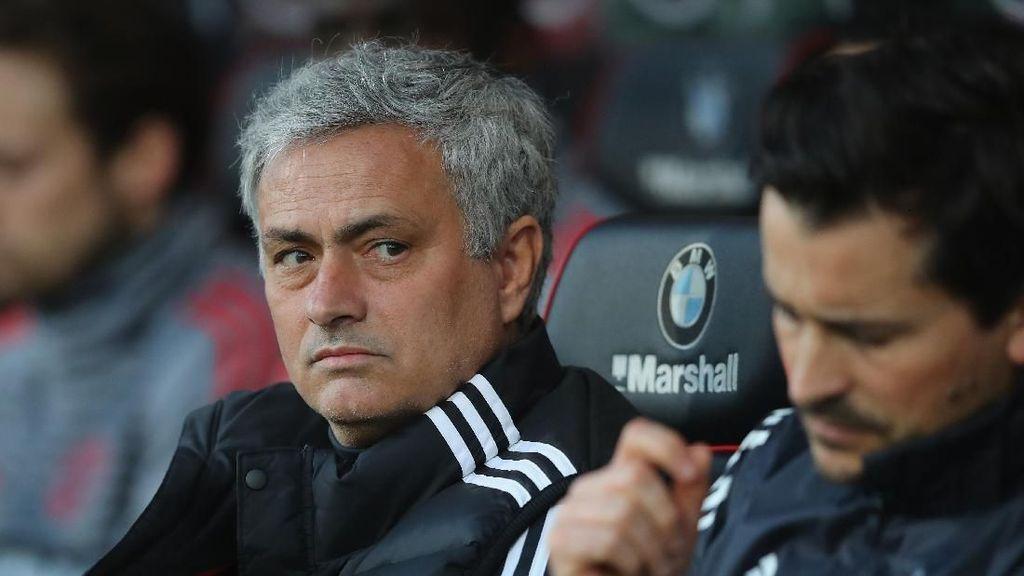 Mourinho: Tiap MU Gagal Menang, Orang-Orang Siap Membunuh Saya