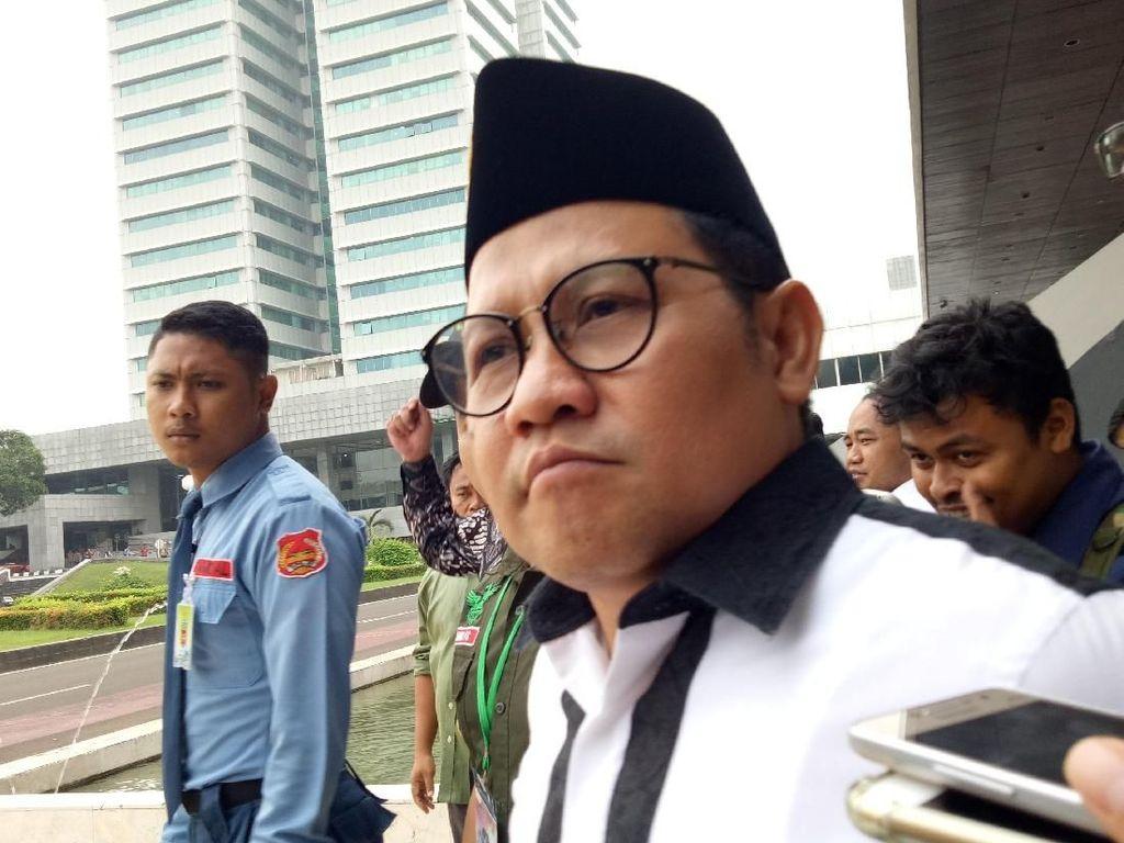 Cak Imin: Prabowo Menang Pilpres Jika Saya Cawapres