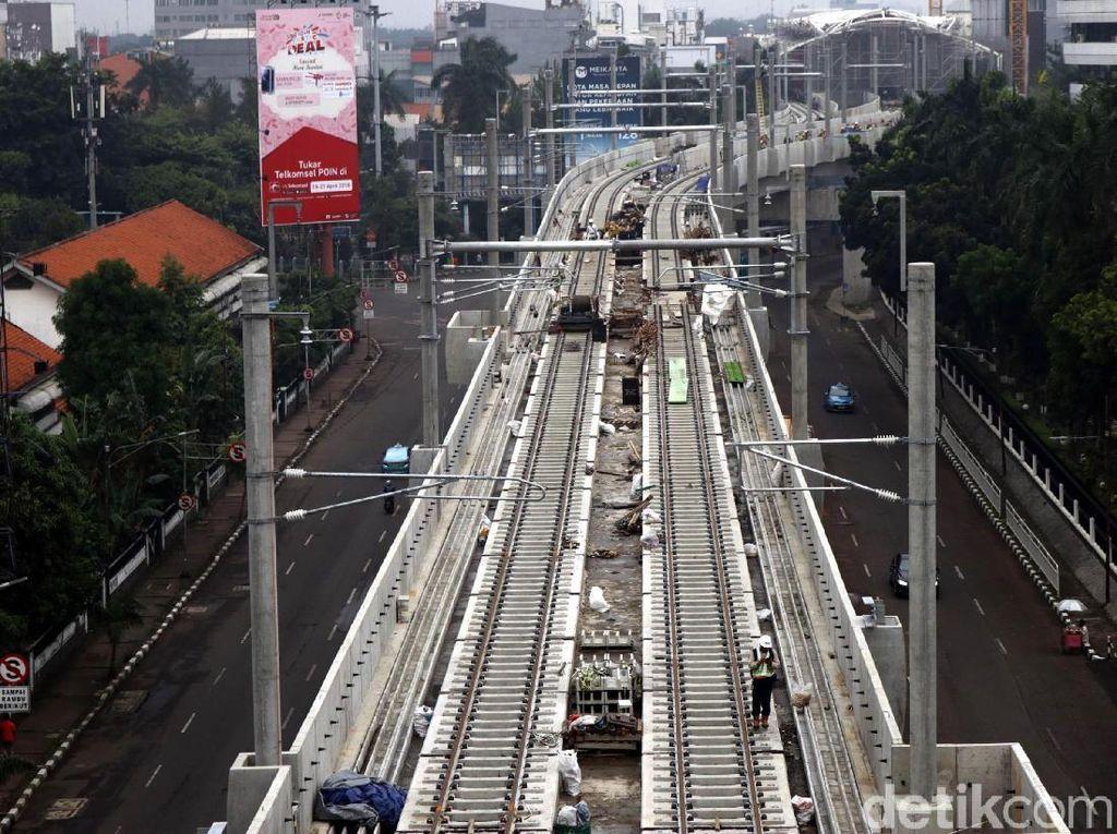 MRT Jakarta Usul Tarif Rp 8.500/10 Km