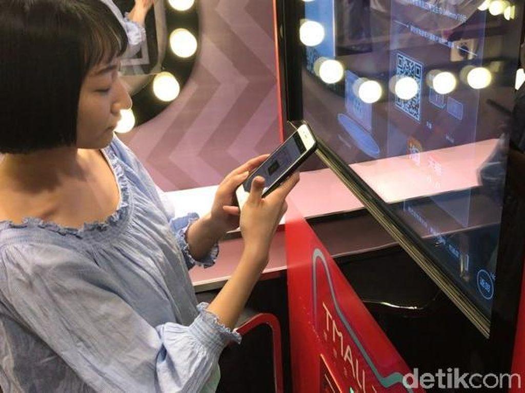 Uang Elektronik Asal China Sudah Boleh Dipakai di RI