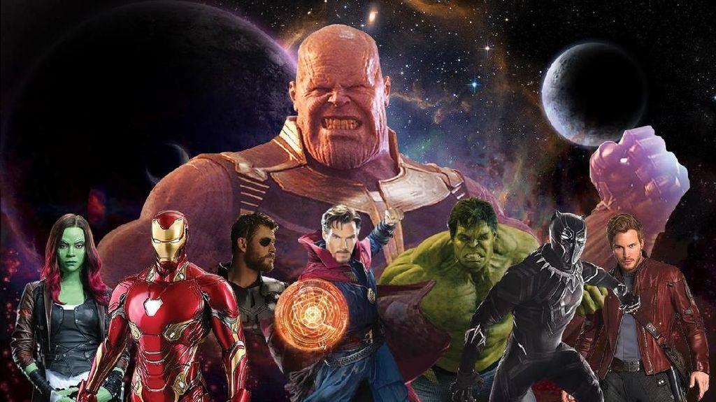 Ketika Artis Indonesia Jadi Pemeran Superhero Marvel