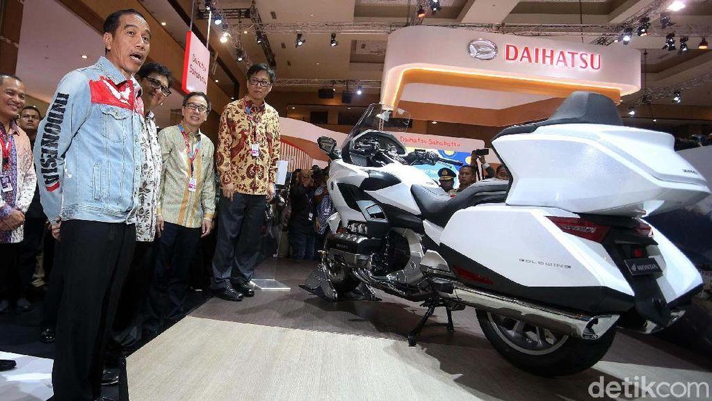 Moge Ini Ditaksir Jokowi untuk Pengawalnya