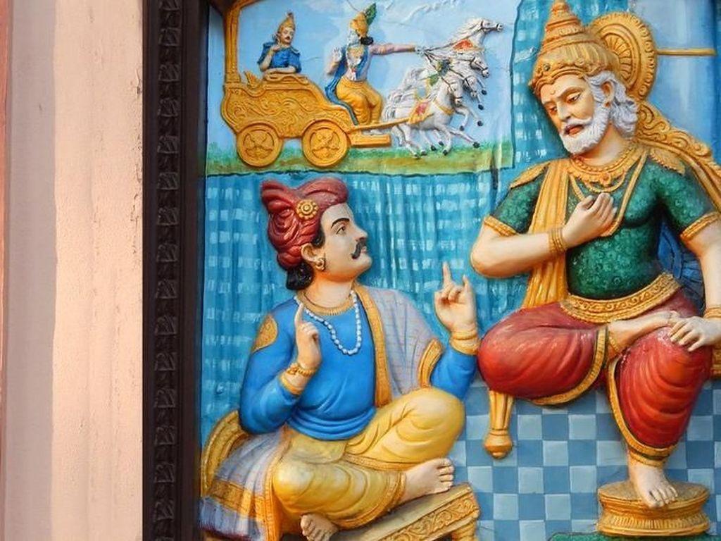 Orang India Kuno Disebut Penemu Internet dan Teknologi Satelit