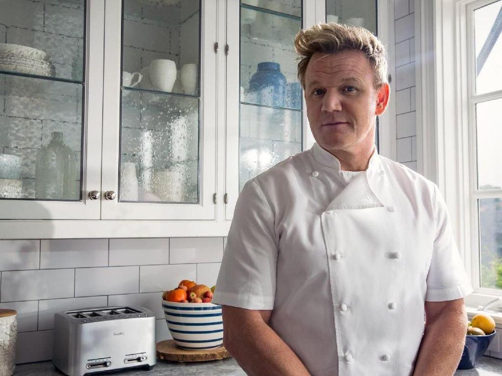 Gordon Ramsay Sebut Orang Amerika Tak Mengerti Soal Makanan yang Baik