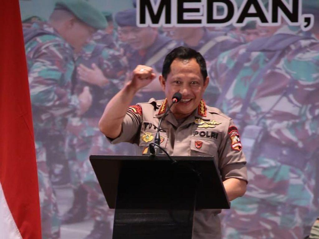 Kapolri: Asian Games Bisa Jadi Pendingin Hangatnya Situasi Politik