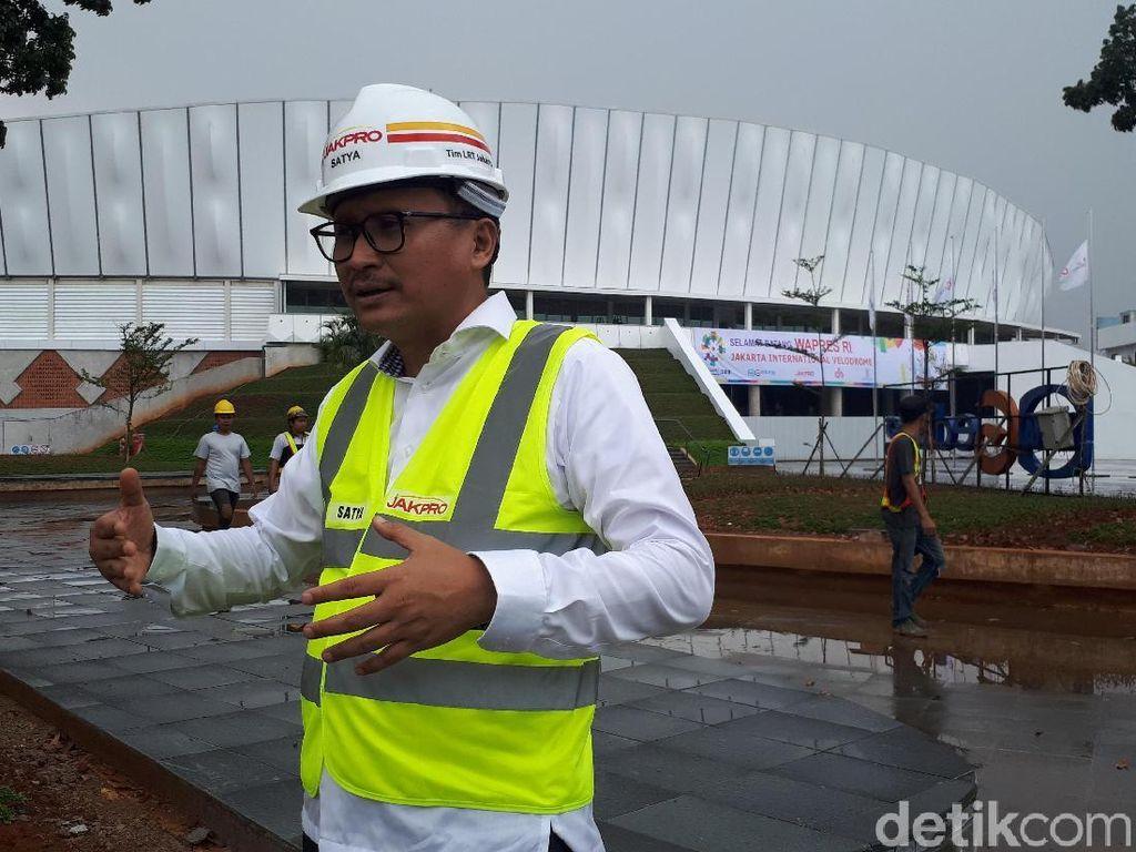 Jakpro Lepas Saham Perdana ke Publik di 2019