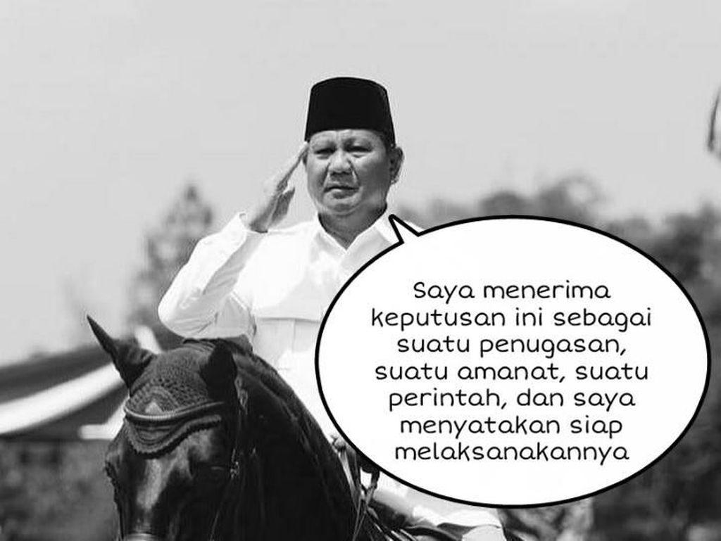 dStrip: Ketika Prabowo Diragukan