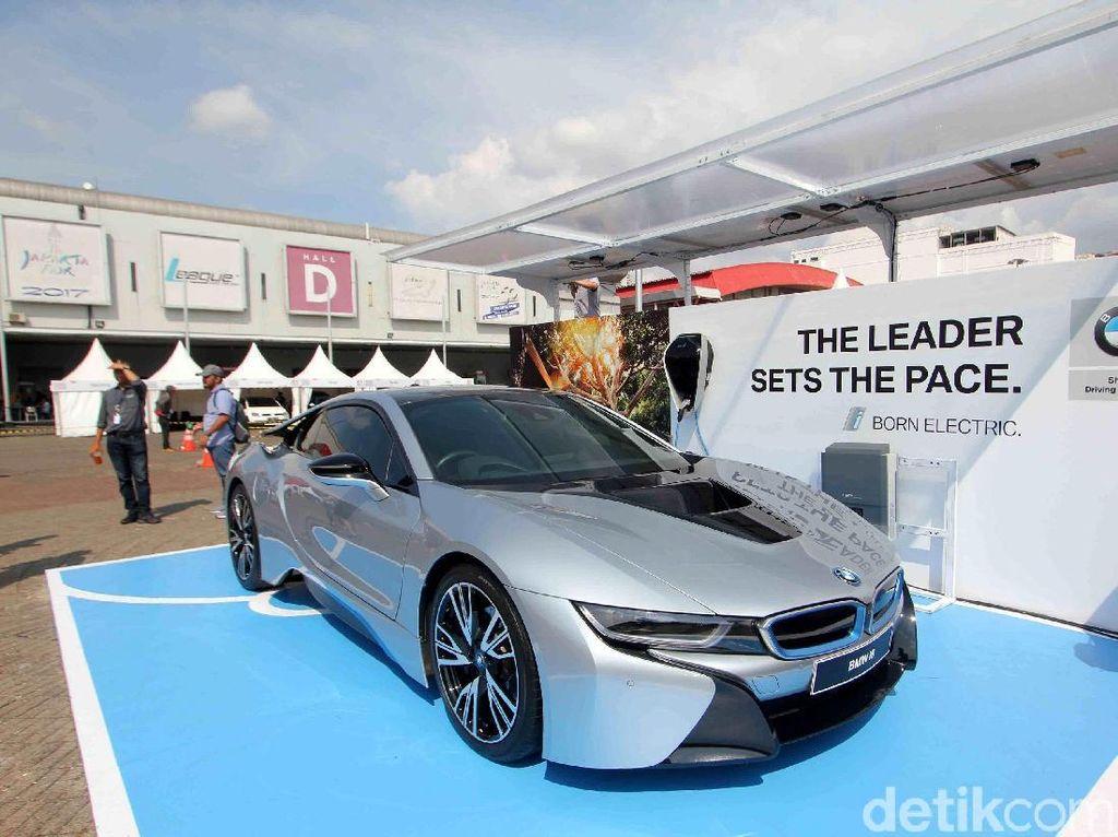 BMW Fokus ke Kendaraan Listrik, X2 Belum