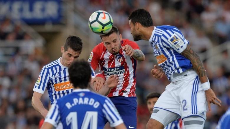 Sociedad Bungkam Atletico 3-0