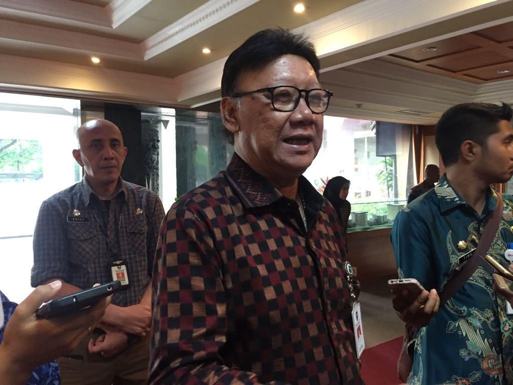 Mendagri: Pemerintahan Daerah Harus Bersih dan Berwibawa