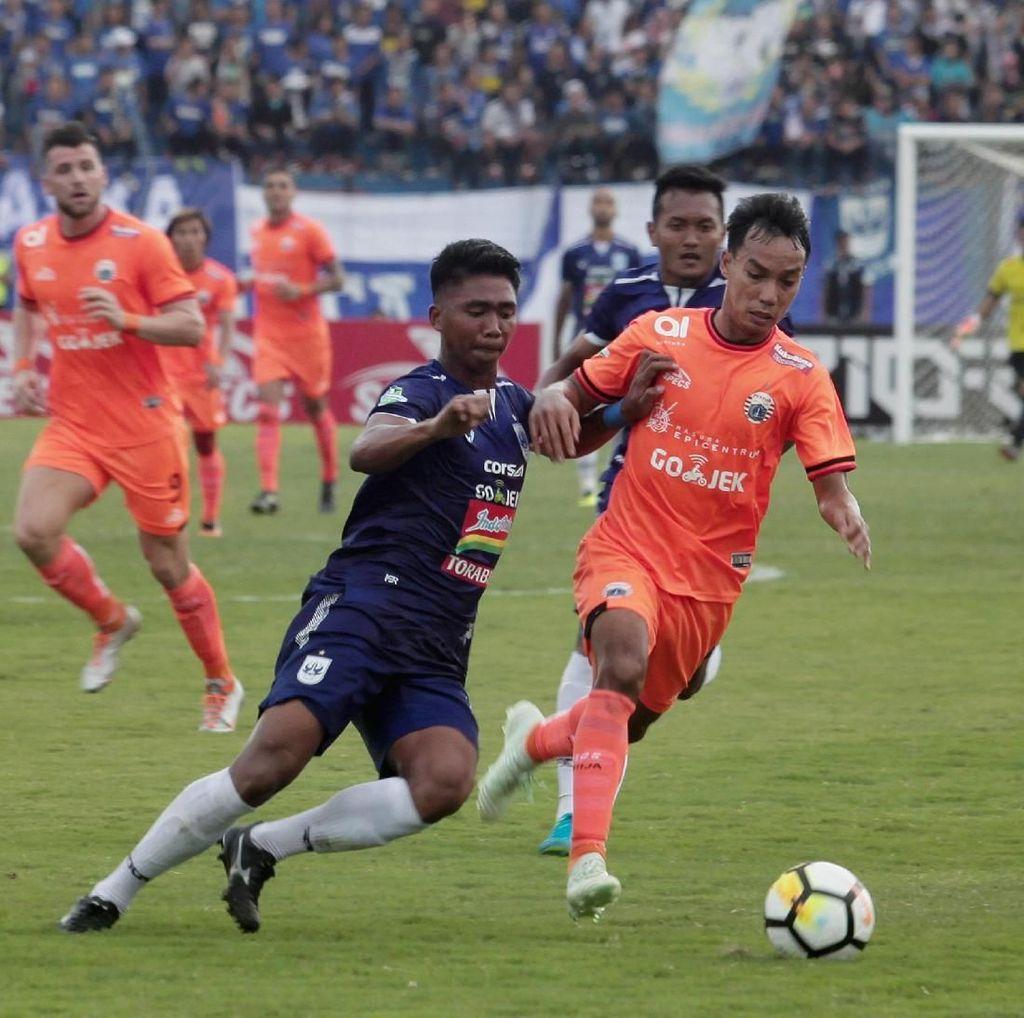 PSIS Kalah Telak dari Persija, Pelatih Mengaku Salah