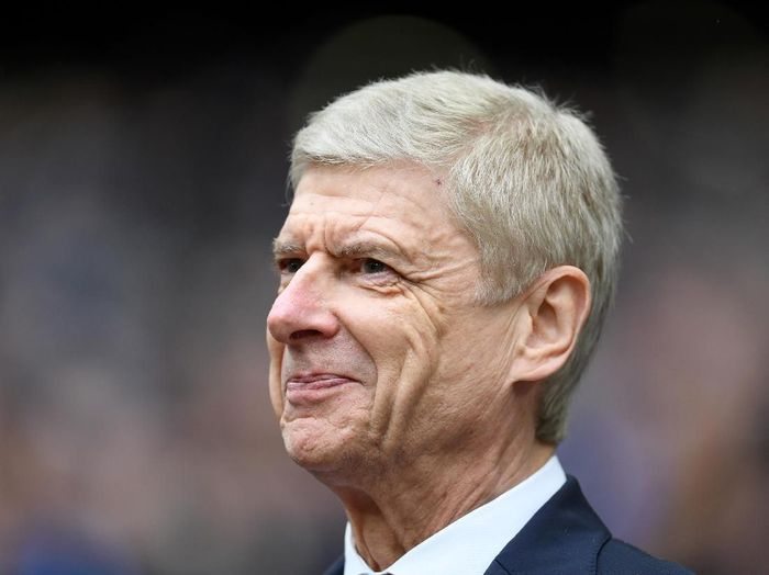Manajer Arsenal, Arsene Wenger. (Foto: Laurence Griffiths/Getty Images)