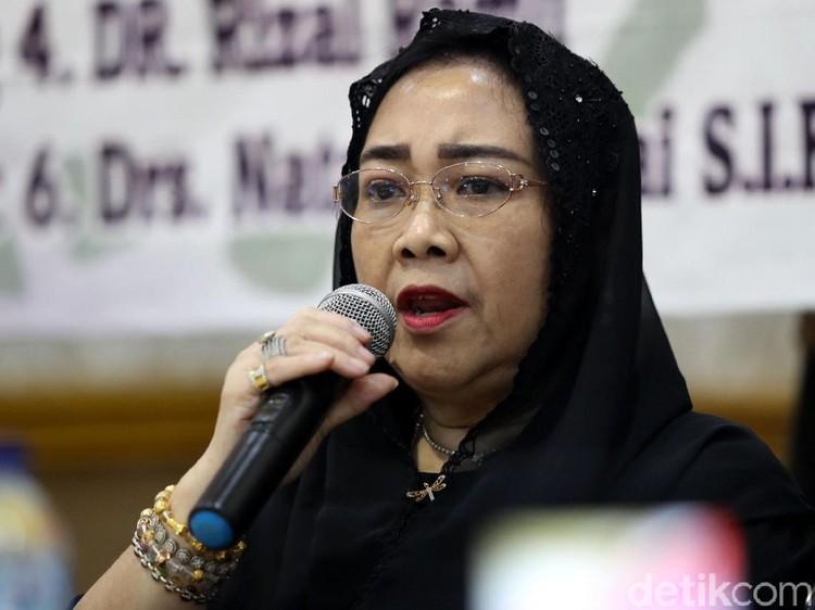 Rachmawati: Harusnya KPU Tunda Tahapan Pilpres saat Uji Materi Kami Terdaftar