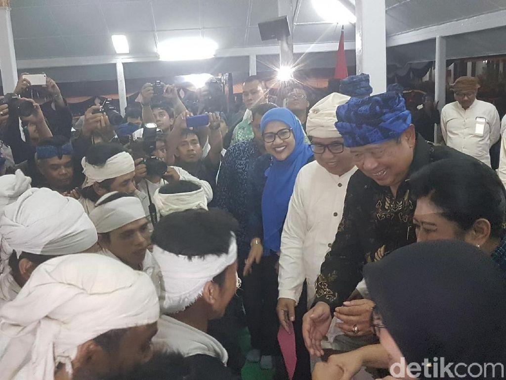SBY Bersyukur Dapat Kesempatan Hadiri Upacara Seba Baduy