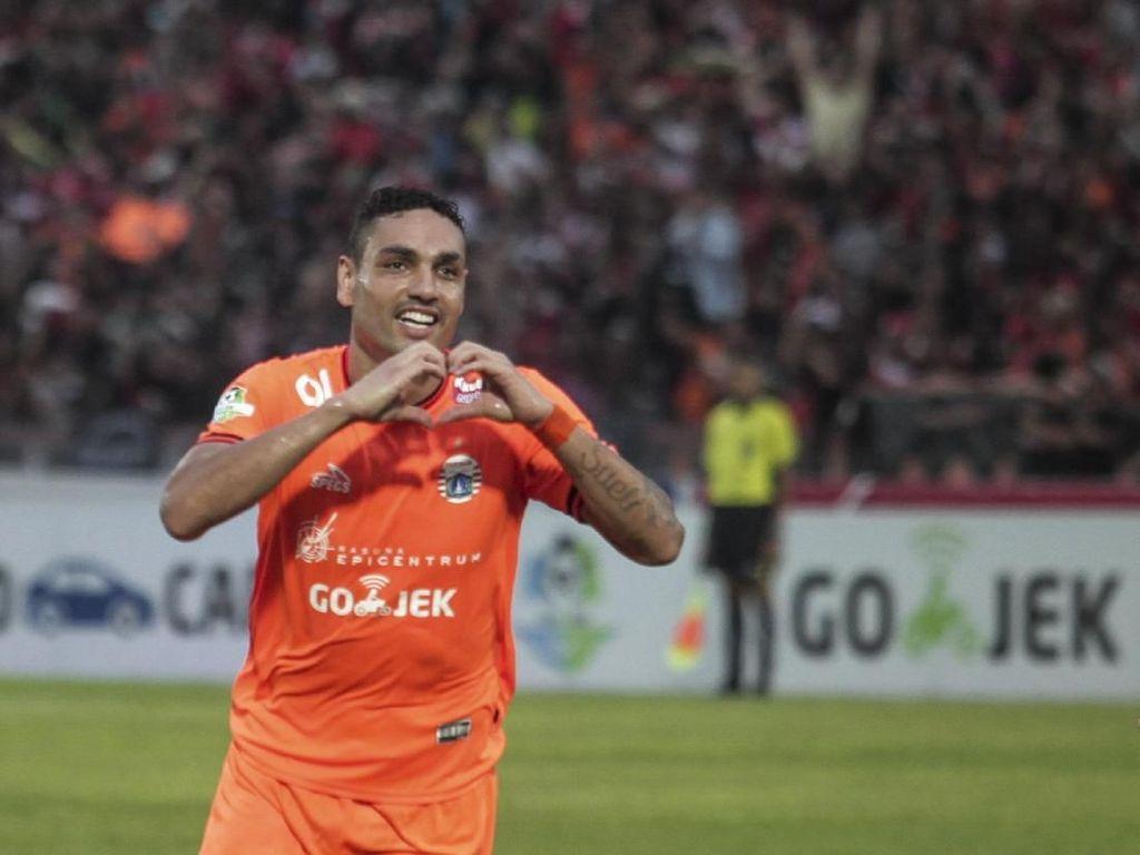 Lawan Home United, Persija Tak Bisa Turunkan Jaimerson