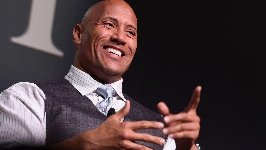 The Rock Disebut Aktor Berbayaran Tertinggi Versi Forbes