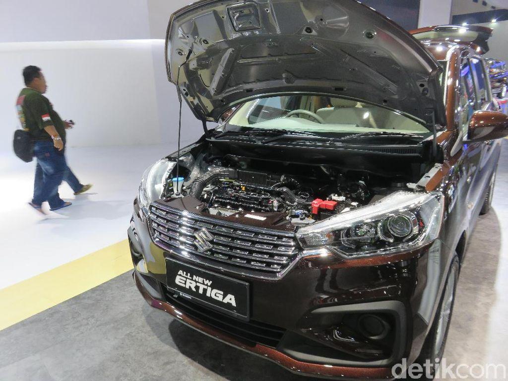 Suzuki Pertanyakan Standar BBM Euro 4 Nanti di Indonesia