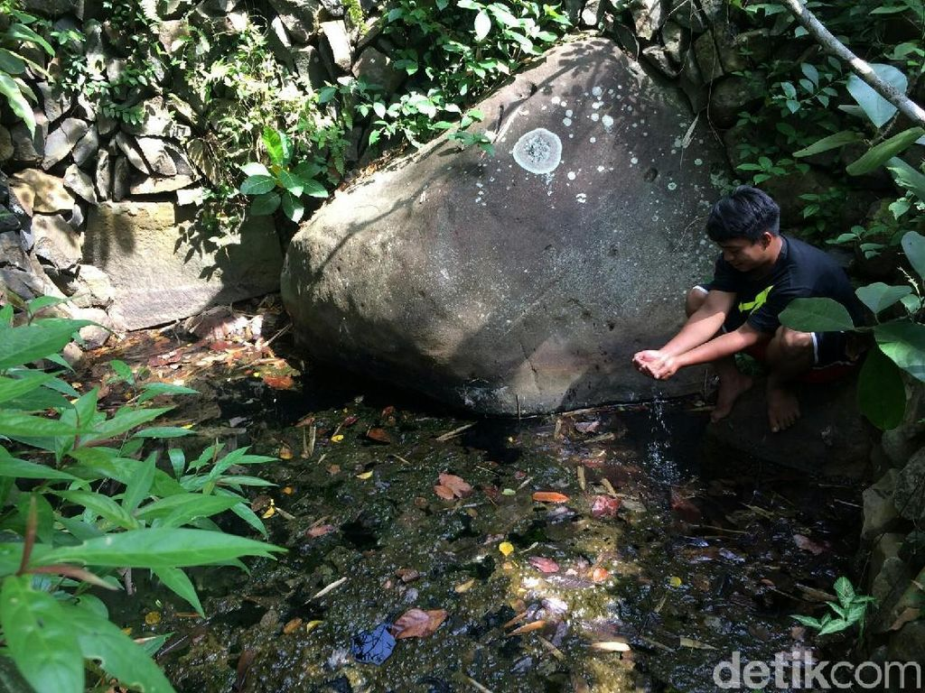 Akhir Pekan Ini, Mandi Air Panas Dulu di Ciamis