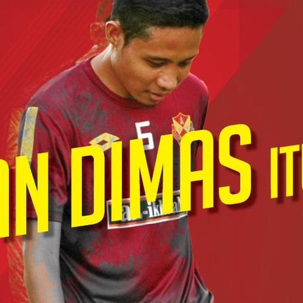 Evan Dimas Itu...