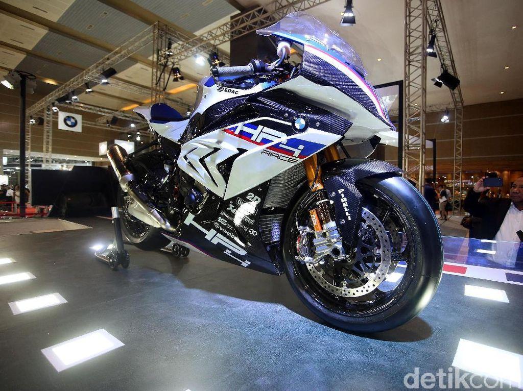 Kerennya Motor BMW Motorrad Rp 2,1 Miliar