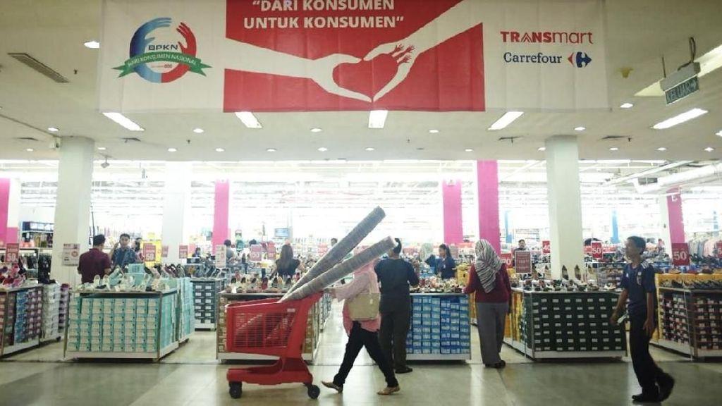 Transmart di Palu Gandeng Militer Amankan Lokasi