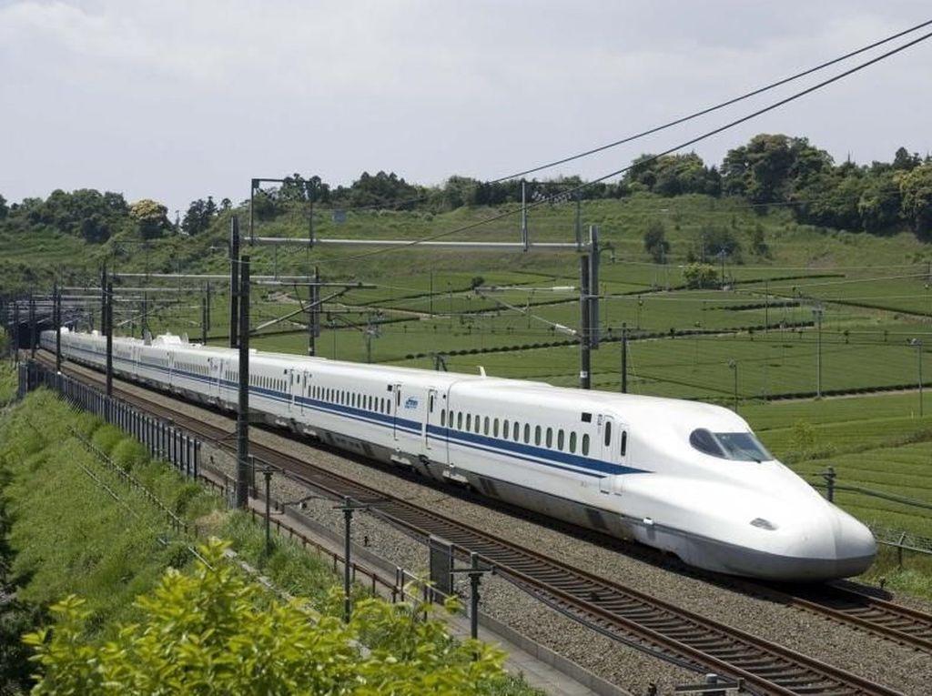 Naik Shinkansen Made in Madiun, Berapa Harga Tiketnya?