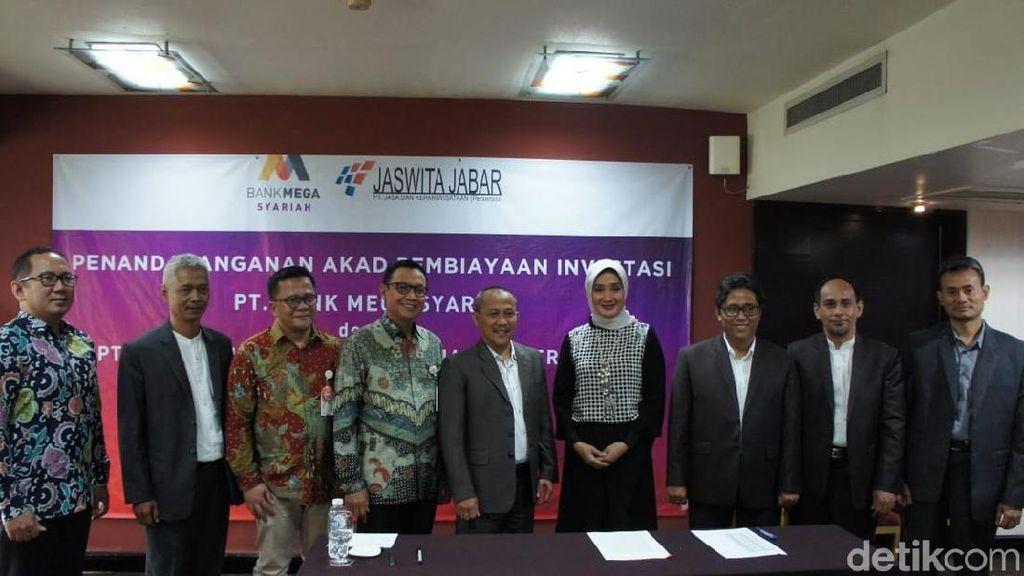Mega Syariah Jalin Kerja Sama Investasi dengan BUMD Jabar