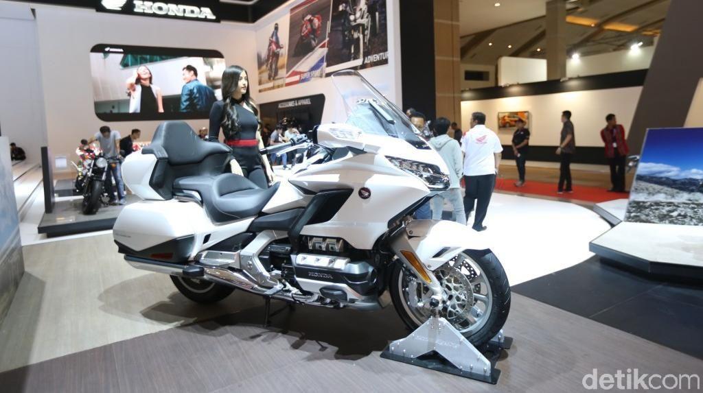 Honda Siapkan Moge Baru Berbasis Gold Wing