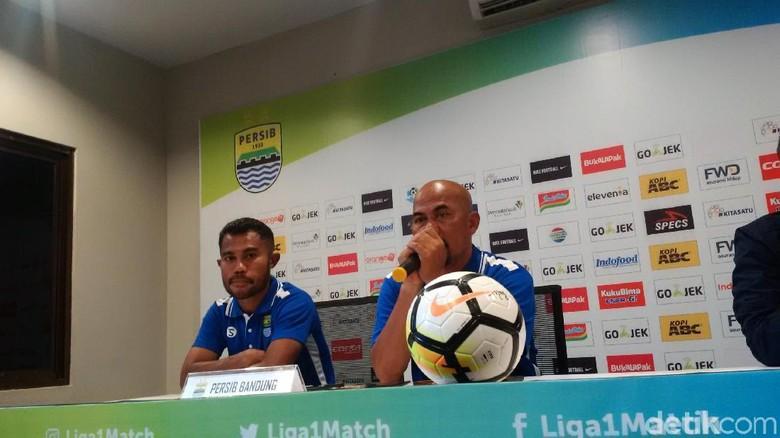 Demi Kalahkan Borneo FC, Persib Harus Jaga Konsentrasi
