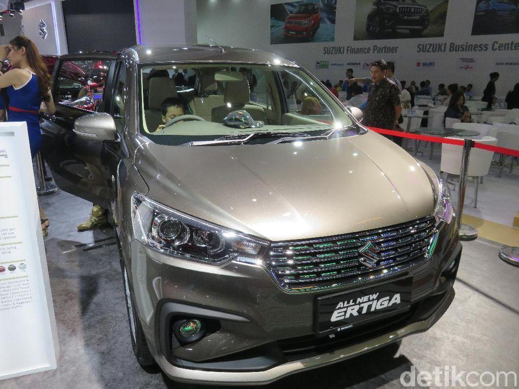 Belum Ada Harga, Suzuki Kirim Ertiga ke Garasi Konsumen Bulan Mei