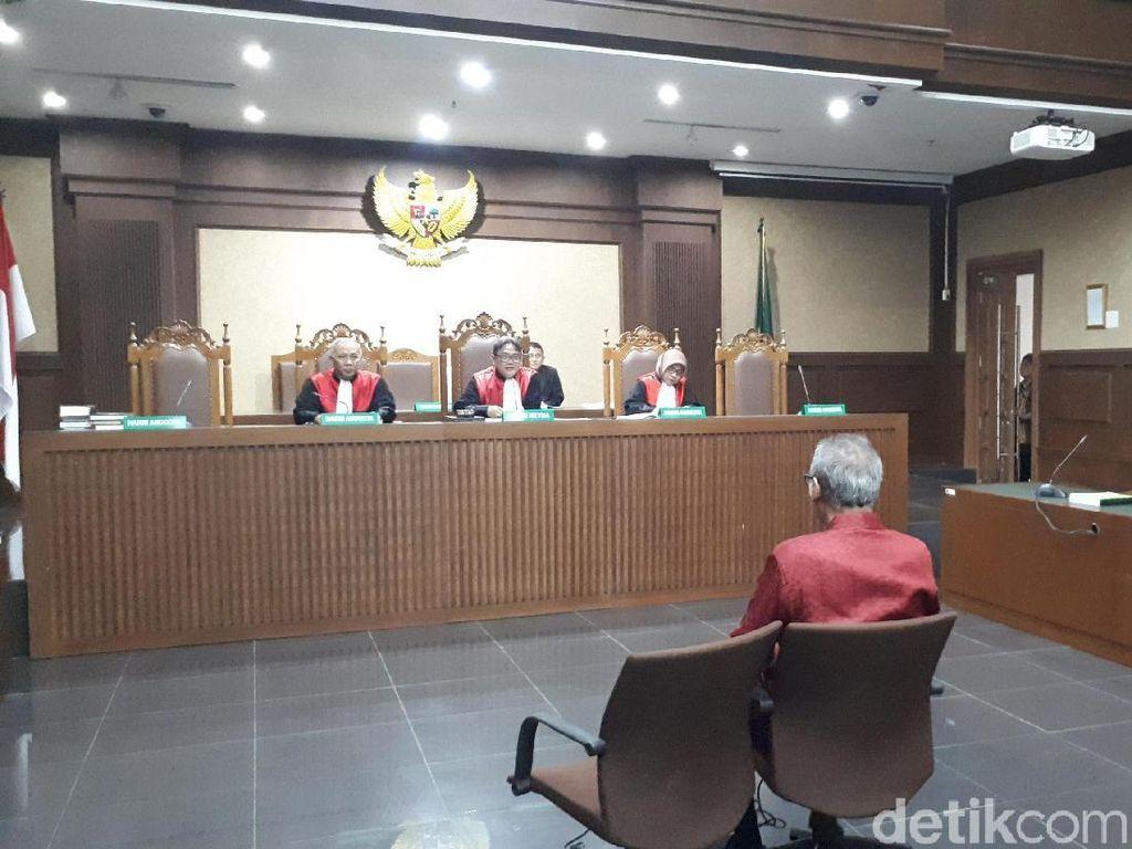 Novanto Tak Bisa Hadir, Hakim Tunda Sidang Dokter Bimanesh