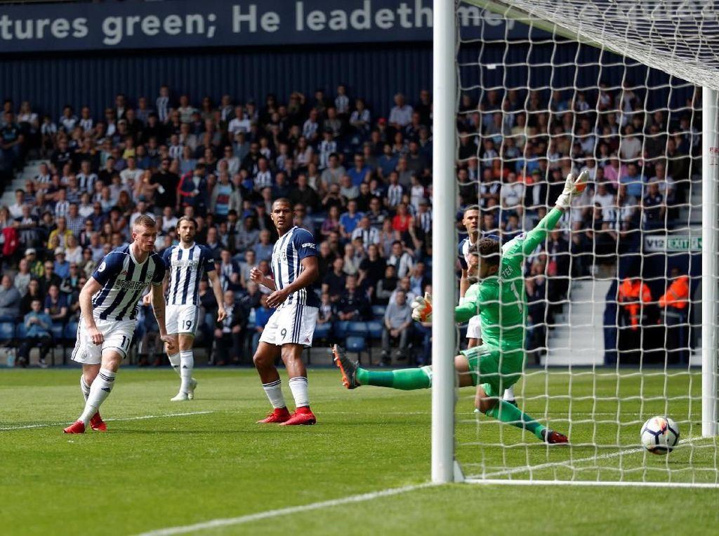 Gol Cepat Bawa Liverpool Ungguli West Brom