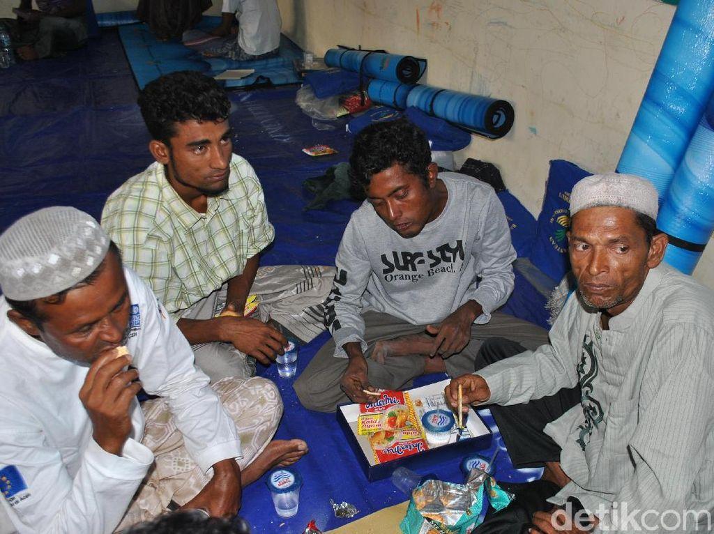 Urus Rohingya Rogoh Rp 90 Juta/Bulan, Pemprov Aceh Mengeluh