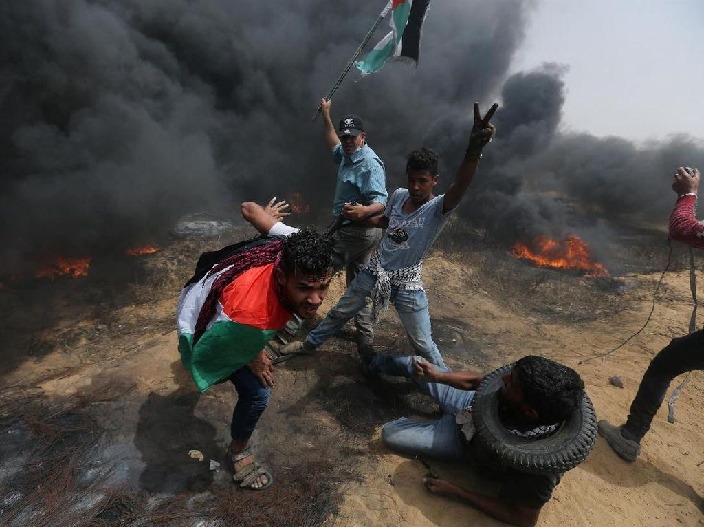 Pemuda Palestina Tewas Usai Luka Kena Tembakan Tentara Israel