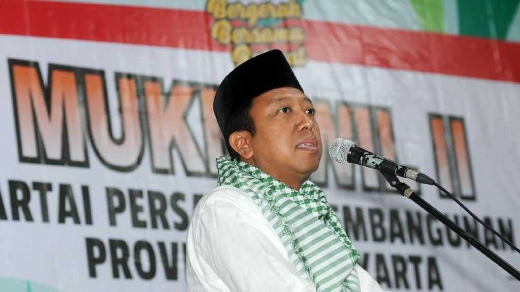 Romy Solidkan Pengurus PPP di Mukerwil DKI Jakarta