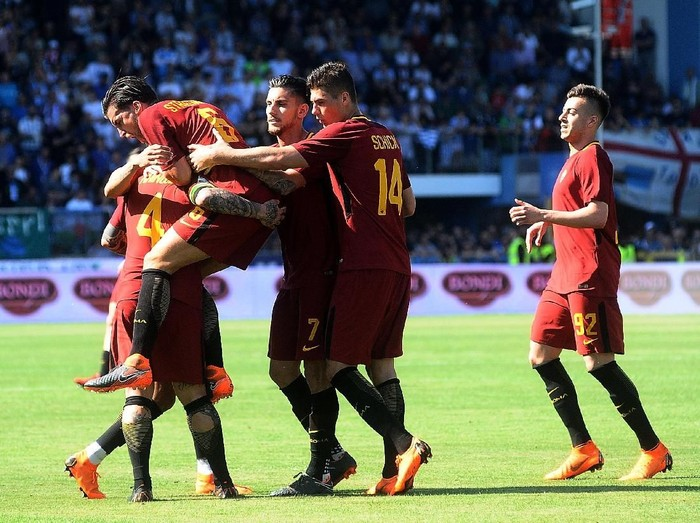 Nainggolan pada Roma: Jangan Sampai Hasil di Camp Nou Terulang
