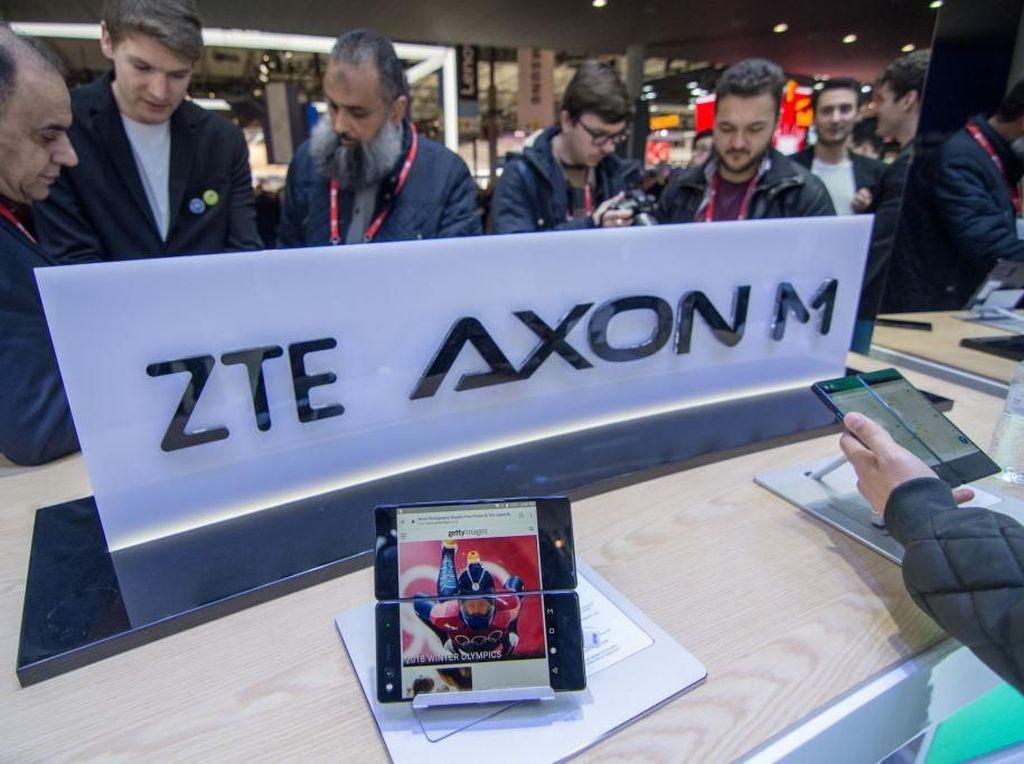 ZTE, Raksasa Teknologi China Terancam Lumpuh Karena Amerika