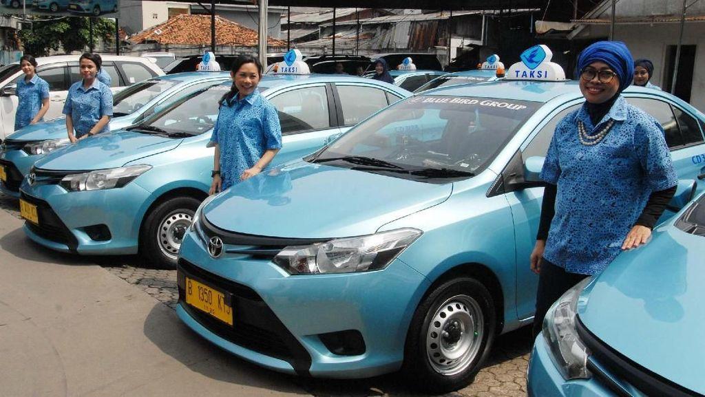 Apresiasi untuk Kartini Blue Bird
