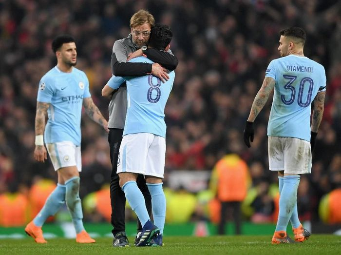 Liverpool bertekad pangkas jarak dengan Man City di musim depan. (Foto: Shaun Botterill/Getty Images)