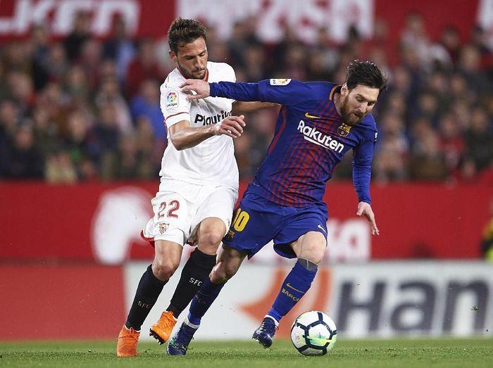 Sevilla akan menantang Barcelona di final Copa del Rey. (Foto: Aitor Alcalde/Getty Images)