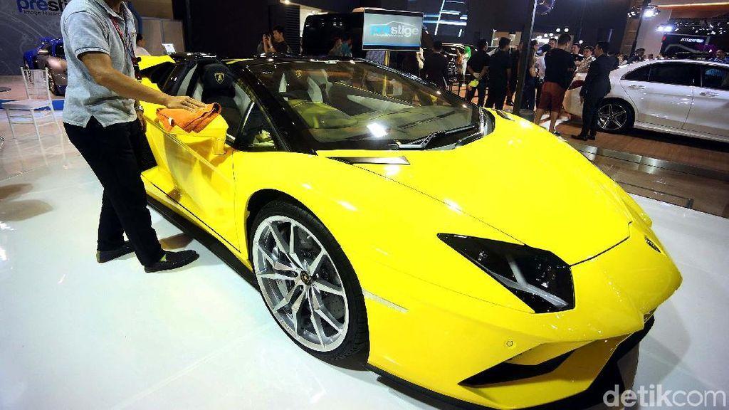 Lamborghini Tetap Pertahankan Mesin Tanpa Turbo